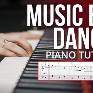 How to play Music Box Dancer (Easy Version) - 🎹👩🏼🏫 Piano Tutorial