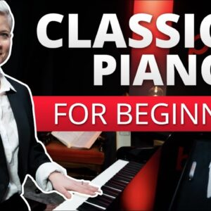 3 Classical Pieces That Are Perfect For Beginners (Piano Lesson)