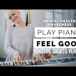 Find Peace At The Piano #shorts