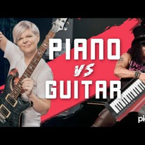 Iconic Guitar Riffs That Sound Better On Piano 🎹💥🎸 (Piano Lesson)