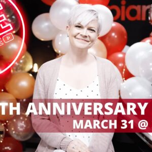 Pianote Live - 5th Anniversary Party (03/31/2021)