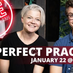 Pianote Live  - Perfect Practice (01/22/2021)