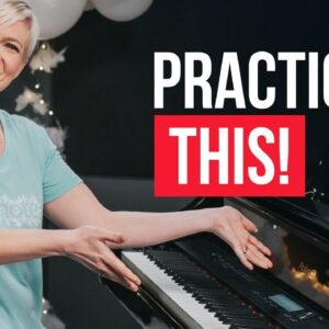The Most Important Exercises For Piano Players 🎹🚨  (Beginner Lesson)