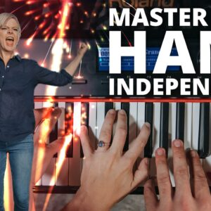 5 Days To Better Hand Independence On Piano
