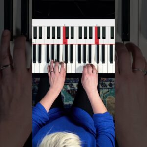 Piano Exercises For Beginners- The Broken Claw #Shorts
